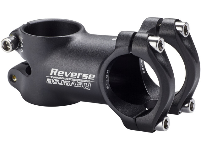 Reverse XC Vorbau Ø31,8mm 6° matt schwarz